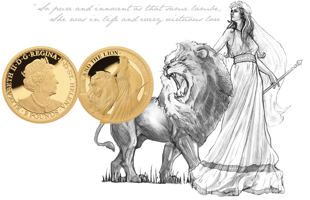 The story behind the coin